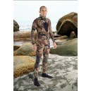 TRAJE BROWN CAMO LYCRA 8oz