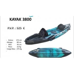 KAYAK 3800